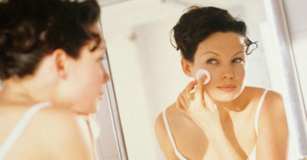 Протирать лицо хлоргексидином после чистки лица 27